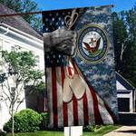 VH US NAVY FLAG 90 x 60 (cm) 2102