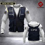 CUSTOMIZED CPD ARMOR LMT 3D HOODIE