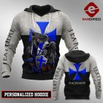 Peacemaker TT Personalized 3D printed hoodie AWP