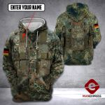 VH CUSTOMIZE GERMANY ARMY 1302  - 3D ALL OVER PRINT