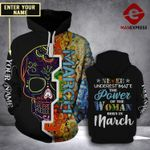 MTP CUSTOMIZE MARCH HOODIE 3D