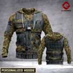 CUSTOMIZED Australia ARMY LMT 3D HOODIE HVQ1902
