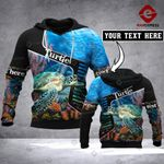 MTP CUSTOMIZE TURTLE HOODIE 3D