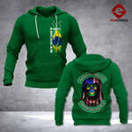 SON OF BRASIL HOODIE ALL OVER PRINT DH1302