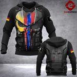 LMT GERMANY POLICE 3D printed hoodie DMM