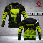 CUSTOMIZE LKH ROOFER 3D HOODIE PRINT