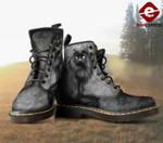 LKH Cat Black Boots
