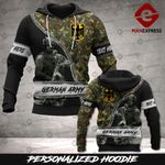 MTP CUSTOMIZE GERMAN ARMY  HOODIE  3D vv