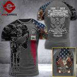 California 3% Patriot We The People Tshirt 3d - All Over Print ART408