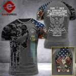Delaware 3% Patriot We The People Tshirt 3d - All Over Print ART408