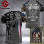 Missouri 3% Patriot We The People Tshirt 3d - All Over Print ART408