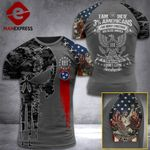 Tennessee 3% Patriot We The People Tshirt 3d - All Over Print ART408