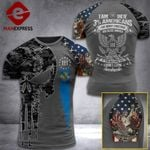 Oklahoma 3% Patriot We The People Tshirt 3d - All Over Print ART408