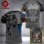 West Virginia 3% Patriot We The People Tshirt 3d - All Over Print ART408