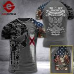 Alabama 3% Patriot We The People Tshirt 3d - All Over Print ART408