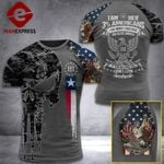 Texas 3% Patriot We The People Tshirt 3d - All Over Print ART408