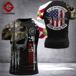 Tennessee 3% Patriot Fearful Men Tshirt 3d - All Over Print ARQ408