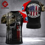 Texas 3% Patriot Fearful Men Tshirt 3d - All Over Print ARQ408