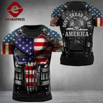 US 3% Patriot Don't Tread One Me Tshirt 3d - All Over Print ARD608