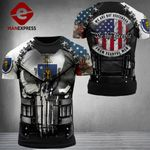 Massachusetts 3% Patriot Fearful Men Tshirt 3d - All Over Print ARD608