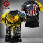 New Mexico 3% Patriot Fearful Men Tshirt 3d - All Over Print ARD608