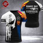 Arizona 3% Patriot Tshirt 3D - All Over Print LN088