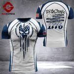 American Three Percenter Patriot Tshirt 3D - All Over Print HQ088