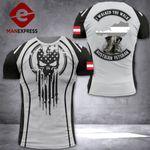 MH Austrian Veterans Tshirt 3D - All Over Print NL108