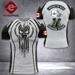 MH Canadian Veterans Tshirt 3D - All Over Print NL108