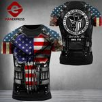 US Patriot Not Be Rulled Combat Tshirt 3d - All Over Print ARQ1108