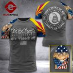 AH ARIZONA Tshirt 3D - All Over Print MA168
