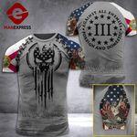 AH FLORIDA Tshirt 3D - All Over Print HQ168