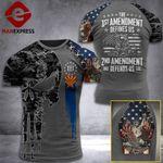AH ARIZONA Patriots Tshirt 3D - All Over Print DT168