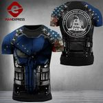 Alaska 3% Patriot The Right To Keep & Bear Arms Tshirt 3d - All Over Print ARD1308