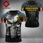 Boder Patrol Combat Tshirt 3d - All Over Print ARQ1908