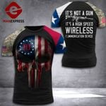 Texas 3% Patriot It's Not A Gun Tshirt 3d - All Over Print ART2008