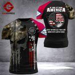Arkansas 3% Patriot If You Attack America Tshirt 3d - All Over Print ARHQ2008