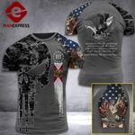 Florida 3% Patriot Land Of Freedom Tshirt 3d - All Over Print ARN2008