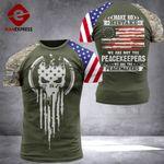 US 3% Patriot Peackeeper Tshirt 3d - All Over Print ARHQ2008