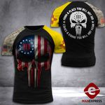 New Mexico 3% Patriot Tshirt 3d - All Over Print DH2608HTQ