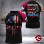 Arkansas 3% Patriot Tshirt 3d - All Over Print DH2708HTQ