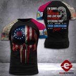 Missouri 3% Patriot Tshirt 3d - All Over Print DH2708HTQ