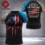 Oklahoma 3% Patriot Tshirt 3d - All Over Print DH2708PDT