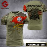AH Customized German Veterans Tshirt 3D - All Over Print SEP-QH01