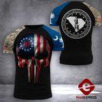 South Carolina Society 3% Patriot Tshirt 3d - All Over Print DH0109TMA
