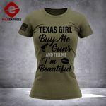 Texas Society 3% Patriot Tshirt 3d - All Over Print DH0109HTQ