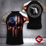 Florida Society 3% Patriot Tshirt 3d - All Over Print DH0109TMA