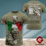 AH Italian Veterans TSHIRT 3D PRINTED SEP-MA06