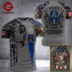 Michigan WTPP Patriot Tshirt 3d Print NMQ0609
