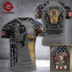 New Jersey WTPP Patriot Tshirt 3d Print NMQ0609